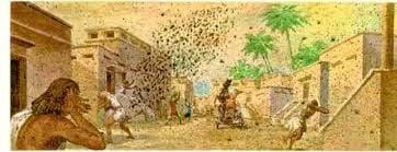 Photo of Las Plagas de Egipto
