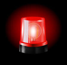 Photo of Rojo intermitente: ¡peligro!