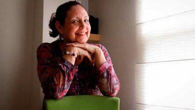 """Photo of Rosana Ordóñez: """"Si me voy, quiero que llenen esta página de poemas y flores"""""""