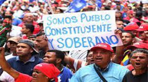Photo of Solo la refundación en paz garantiza solución a Venezuela