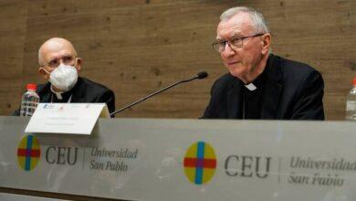 Photo of Parolin pide en Madrid a los políticos católicos que no ejerzan la autoridad con «visión partidista»