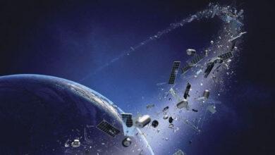 Photo of Una catastrófica colisión espacial