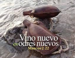 Photo of «A vino nuevo, odres nuevos»