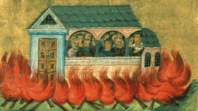 Photo of San Zenón, mártir del Imperio Romano en la actual Turquía