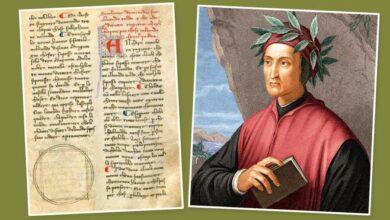 Photo of Una monja de Florencia encuentra una nota manuscrita que aporta nuevos datos sobre la obra de Dante