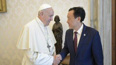 Photo of El Papa: «Mientras en el mundo 3.000 millones de personas pasan hambre, 2.000 millones padecen sobrepeso»