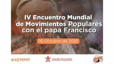 Photo of El papa Francisco participará en el IV Encuentro Mundial de Movimientos Populares