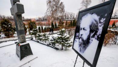 Photo of Aleksandr Solzhenitsyn: Vivir sin mentira