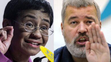 Photo of El Premio Nobel de la Paz honra la libertad de expresión