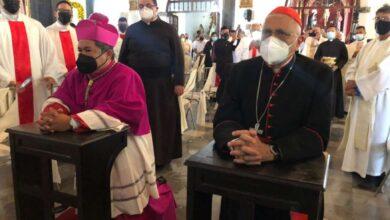 Photo of Esto se escuchó durante la toma de posesión en la diócesis de Trujillo