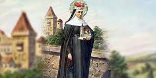 Photo of Santa Eduviges, madre de familia y fundadora de monasterios