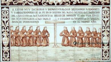 """Photo of """"Los doce apóstoles"""" franciscanos y la semilla de la Nueva Evangelización"""