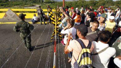 Photo of La puerta giratoria de la frontera venezolano-colombiana
