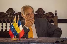 Photo of Enrique Planchart, rector insigne
