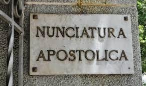 Photo of Llega nuevo secretario a la Nunciatura