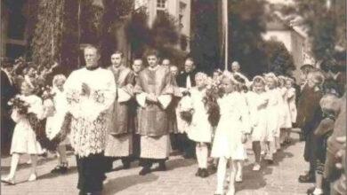 Photo of Benedicto XVI: El día de mi ordenación se olvidaron de mí ante la iglesia