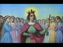 Photo of Santa Úrsula, patrona de las jóvenes y colegialas